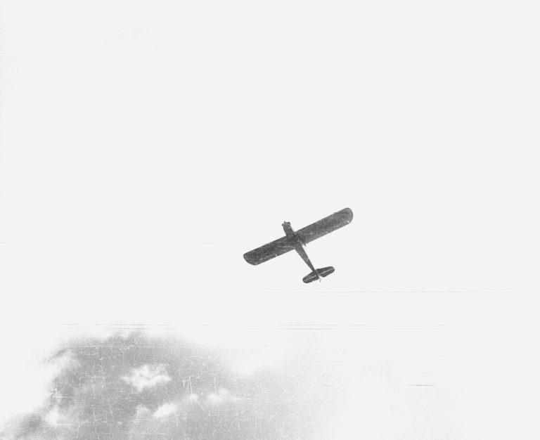 Avion en vuelo